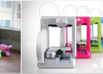 Выставка 3D печати на Украине