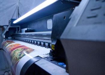 Сольвентная широкоформатная печать
