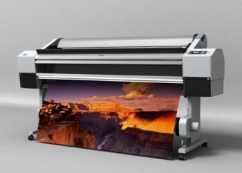 Широкоформатная печать на Oracal